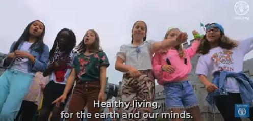 Junior World Food Day Video 2021